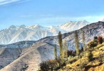 Imperial cities of The Great Silk Road, and the Nuratau Mountains