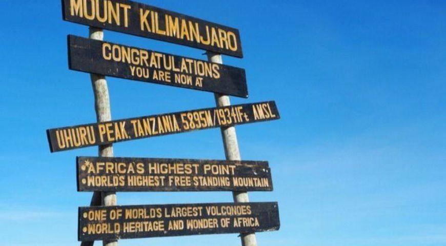 Ultimate Kilimanjaro the roof of Africa and wildlife Safari