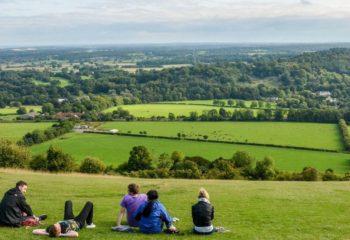 Weekday Walk: The Box Hill Hike